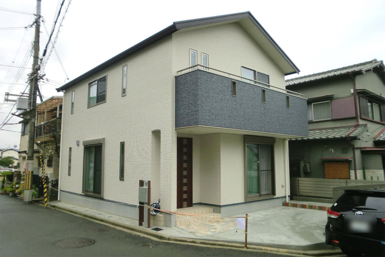地震にも安心のお住まいへ建て替え 枚方市 M様邸